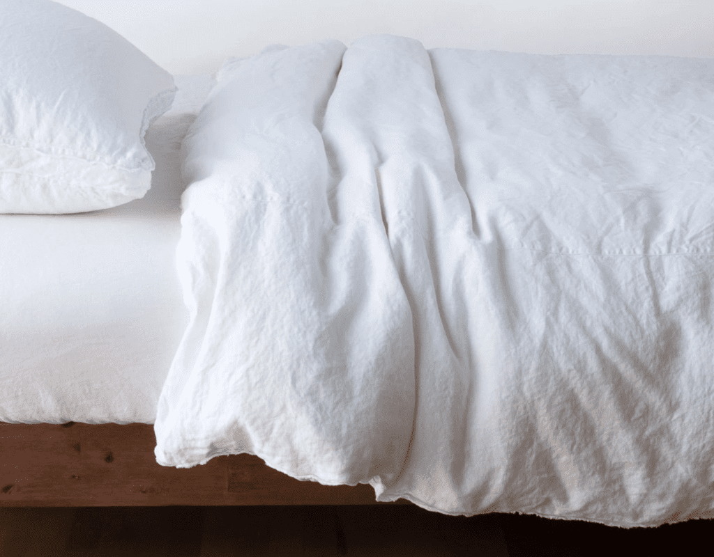 Washed Linen DIY Bella Notte Bedding